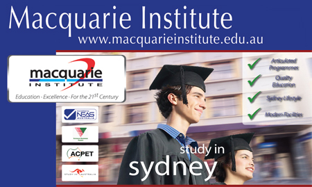 Macquarie Education Group Australia (MEGA)